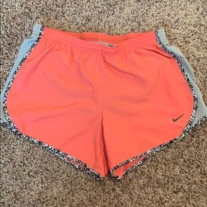 Nike Running Shorts, Size Large